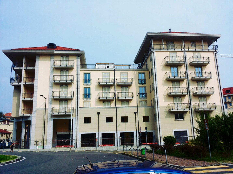 palazzine residenziali