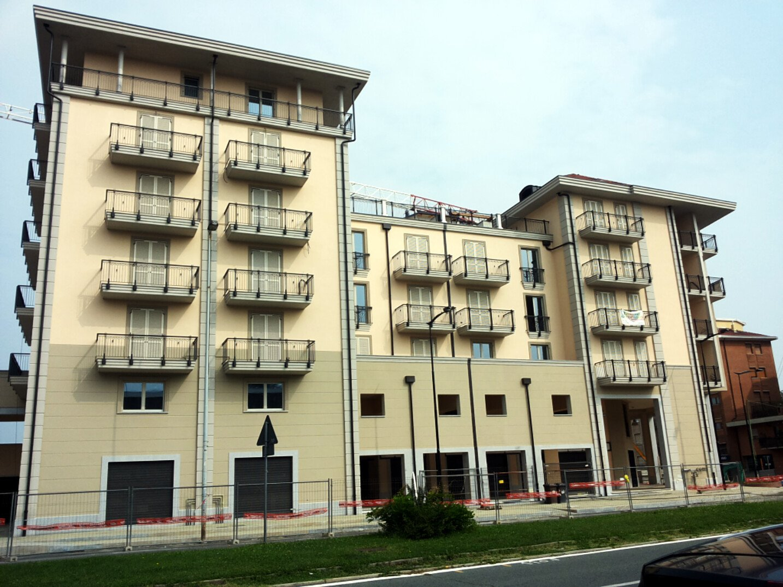 vari palazzi residenziali