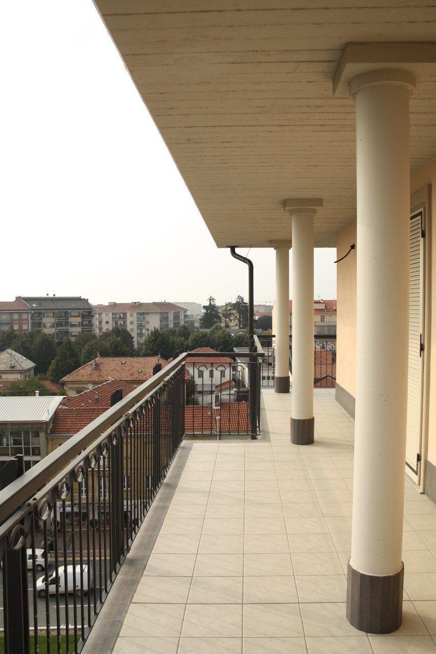 balcone all'aperto