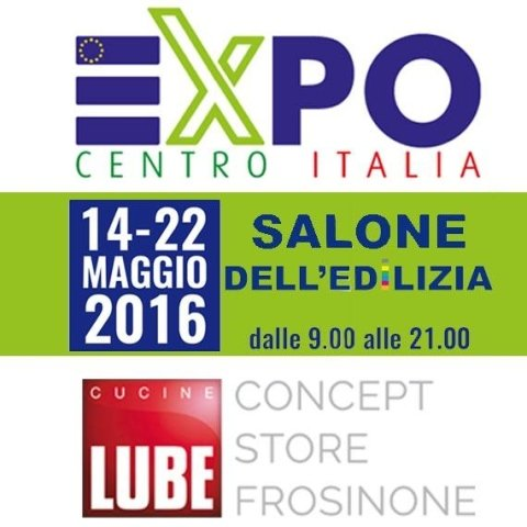 cucine lube in fiera