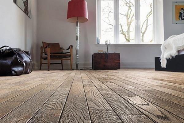 pavimento flottante legno