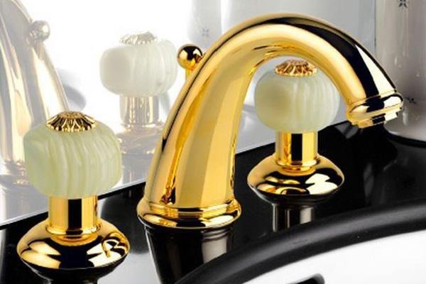 doratura rubinetti