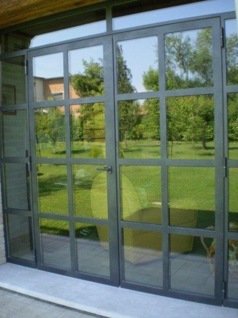porte di alluminio