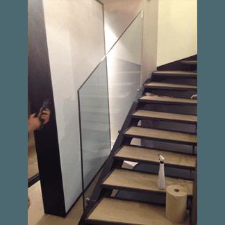 Parapetti in vetro