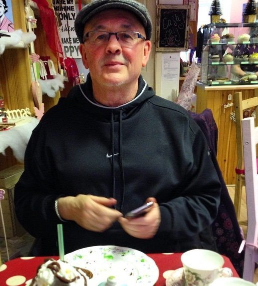 John Michael Hanvey 50 years a Friar