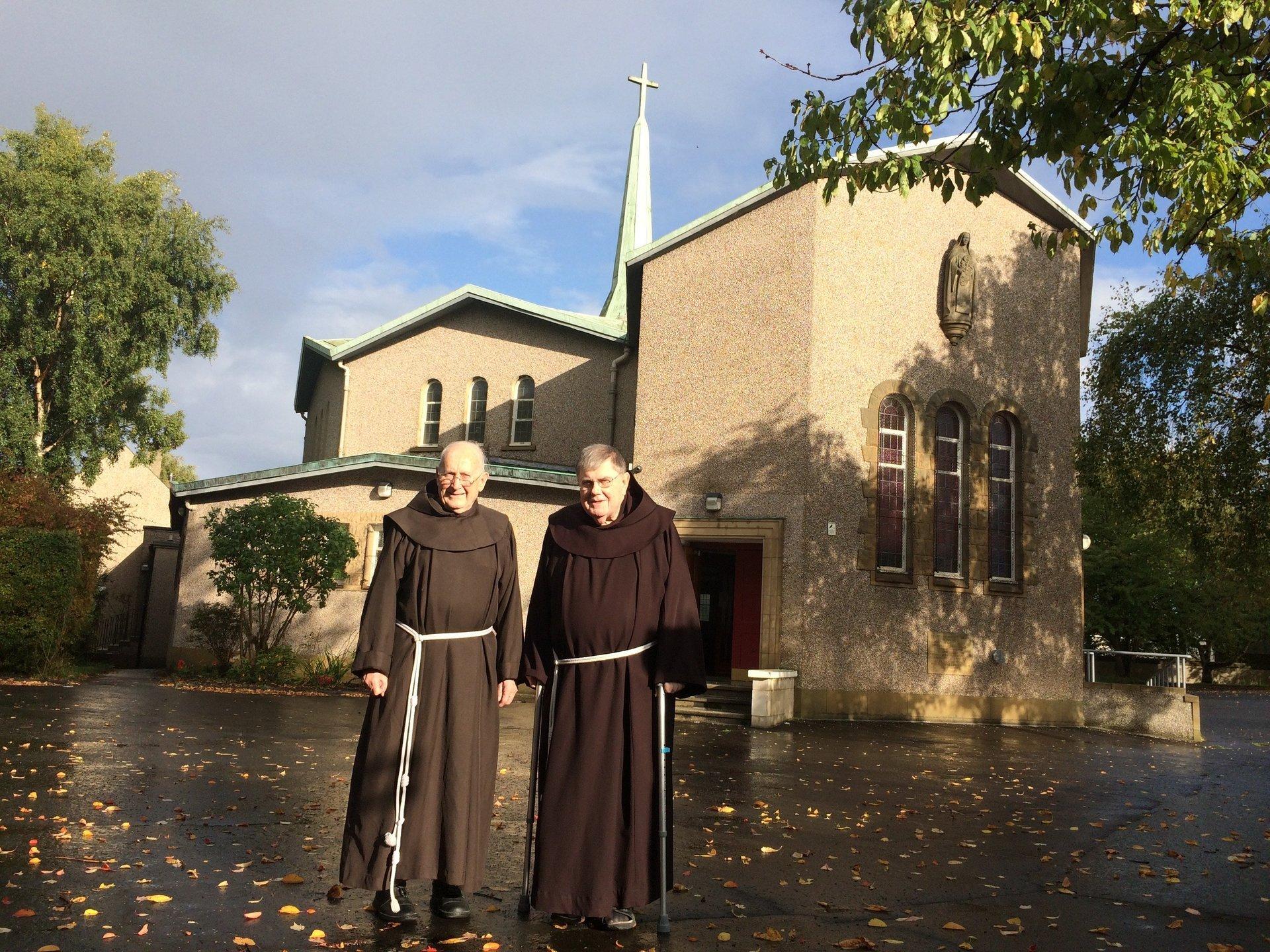 Craimillar church and friary