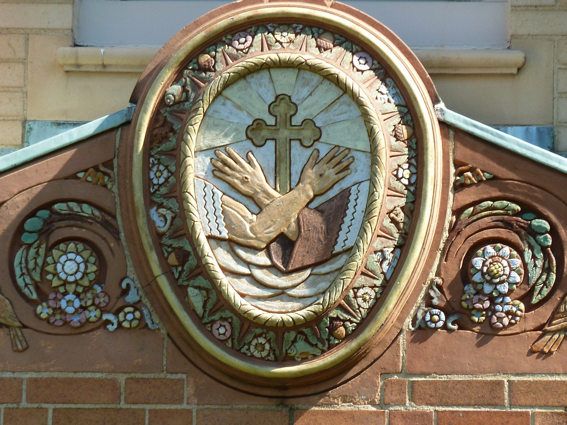 Emblem of the Franciscan Order