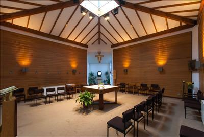 Franciscan Study Centre chapel