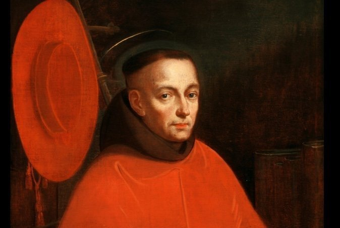 Portrait of St Bonaventure