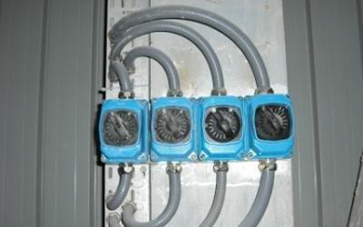 installazione impianti elettrici civili