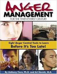 anger management books for adults