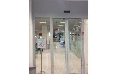 Porte di sicurezza in alluminio