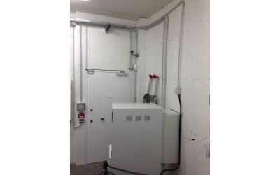 Installazione sistema di sicurezza