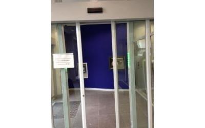 Porte blindate in alluminio