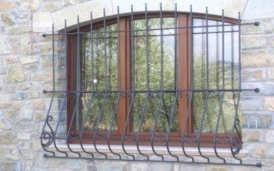 Grata per finestra