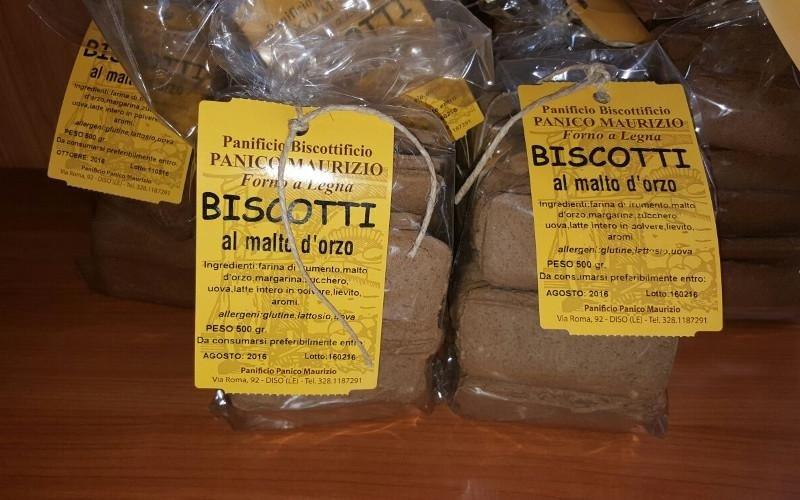 Biscotti al malto d