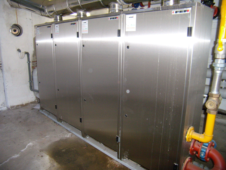Impianto di riscaldamento- Simit- Erba