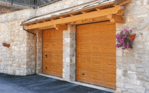 Porte per garage e portoni sezionali bergamo colzate m g serramenti - Porta garage sezionale prezzi ...