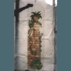 Vetrate pitturata a freddo, preventivi gratuiti, vetrate artistiche, tiffany, vetrate