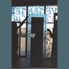 specchio con cornice in vetrofusione, preventivi gratuiti, vetrofusione, vetrate su misura