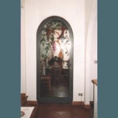 vetrate pitturate a freddo, vetrerie, pelago, vetrate rilegate in piombo, rilegatura in piombo