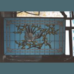 vetrate rilegate in piombo, rilegatura in piombo, tiffany, vetro anticato, vetrofusione