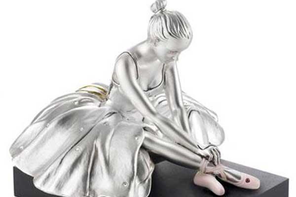 Oggetto in argento a Pachino
