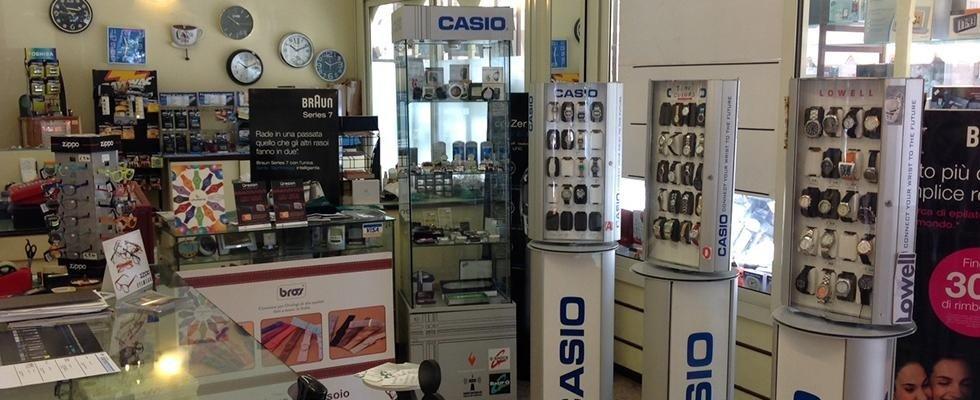 vendita orologi casio