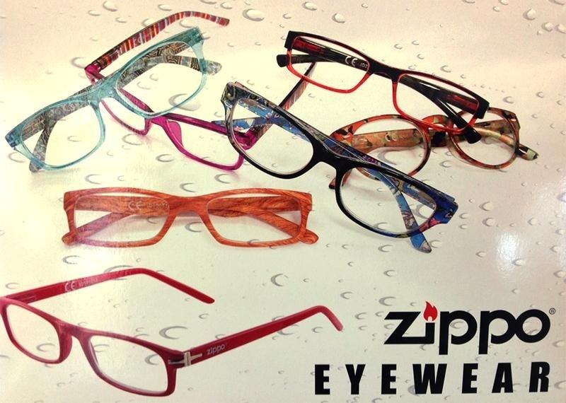 montature occhiali da vista Zippo