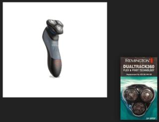 testine rotanti per rasoi remington