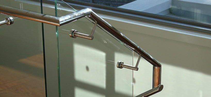 Staircases Morningside Innovative Stainless Steel Designs