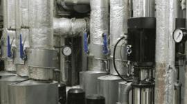 impianti termici civili, impianti termici industriali, sistemi pompo di calore