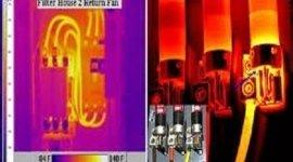 controllo termografico, verifica funzionamento impianti