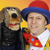 talking puppet team