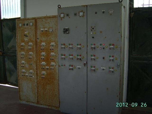 manutenzione quadro di controllo