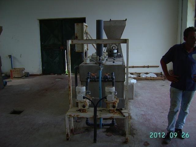 manutenzione di depuratori