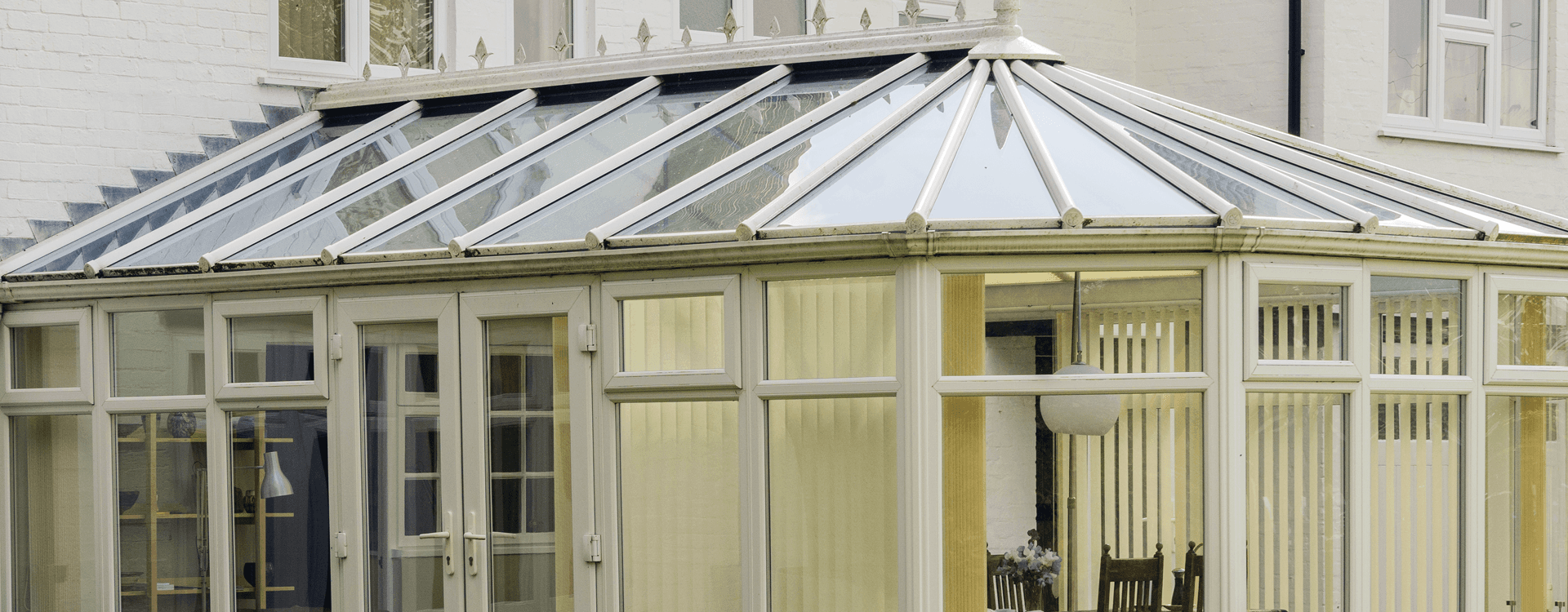 Conservatory tinting services
