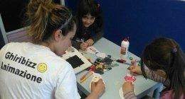 corsi creativi, laboratorio per bambini