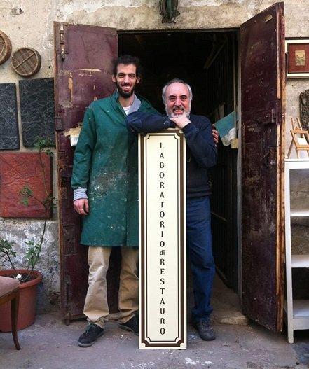Restauro mobili antichi milano mi antichit in cortile - Restauro mobili antichi milano ...