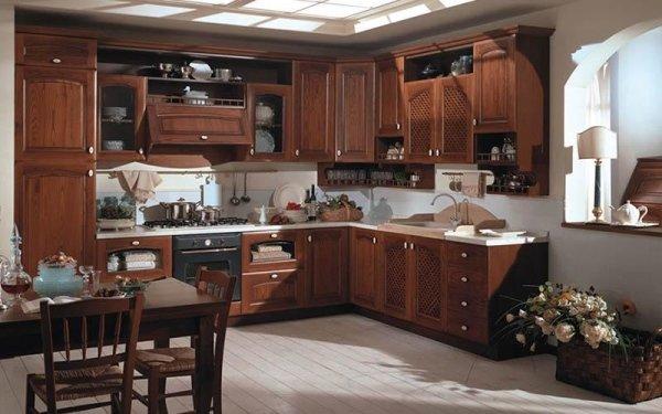 Cucine rustiche - Emi arredamenti - Savona