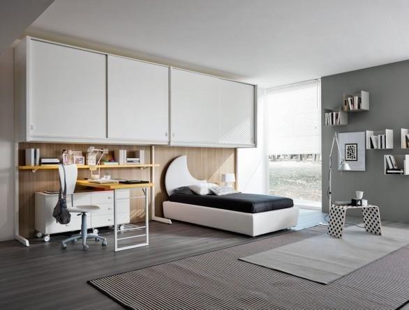 camere da ragazzi moderne