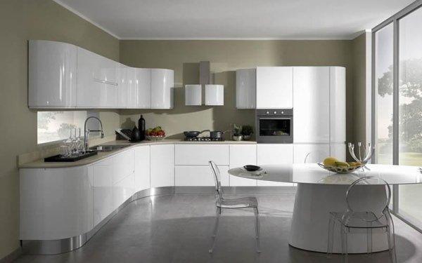 Cucine Classiche Ad Angolo. Cucine Moderne Piccole Ad Angolo With ...