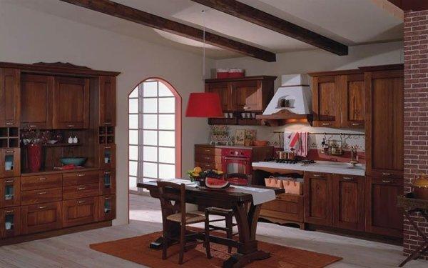 Cucine in legno - Emi arredamenti - Savona