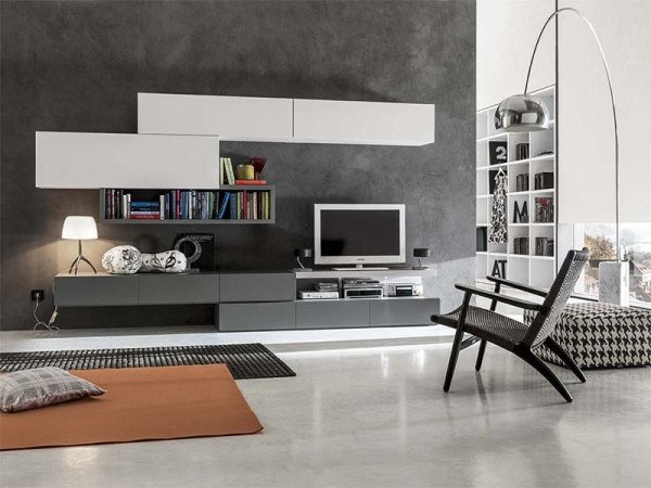 mobili soggiorno di design