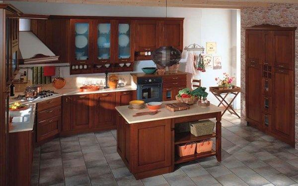 Cucine tradizionali  - Emi arredamenti - Savona