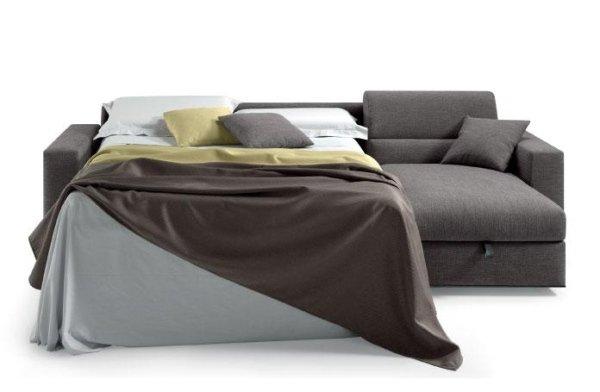 divani in pelle e tessuto - roma - Barcaccia Arredamenti