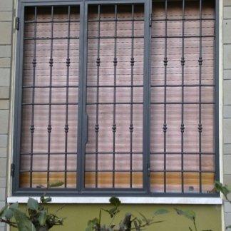 Inferriate apribili per finestre