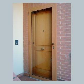 Porte con cilindro di sicurezza