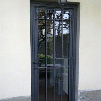 Porte con serratura di sicurezza