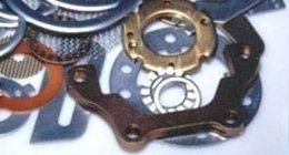 Produzione dischi metallici